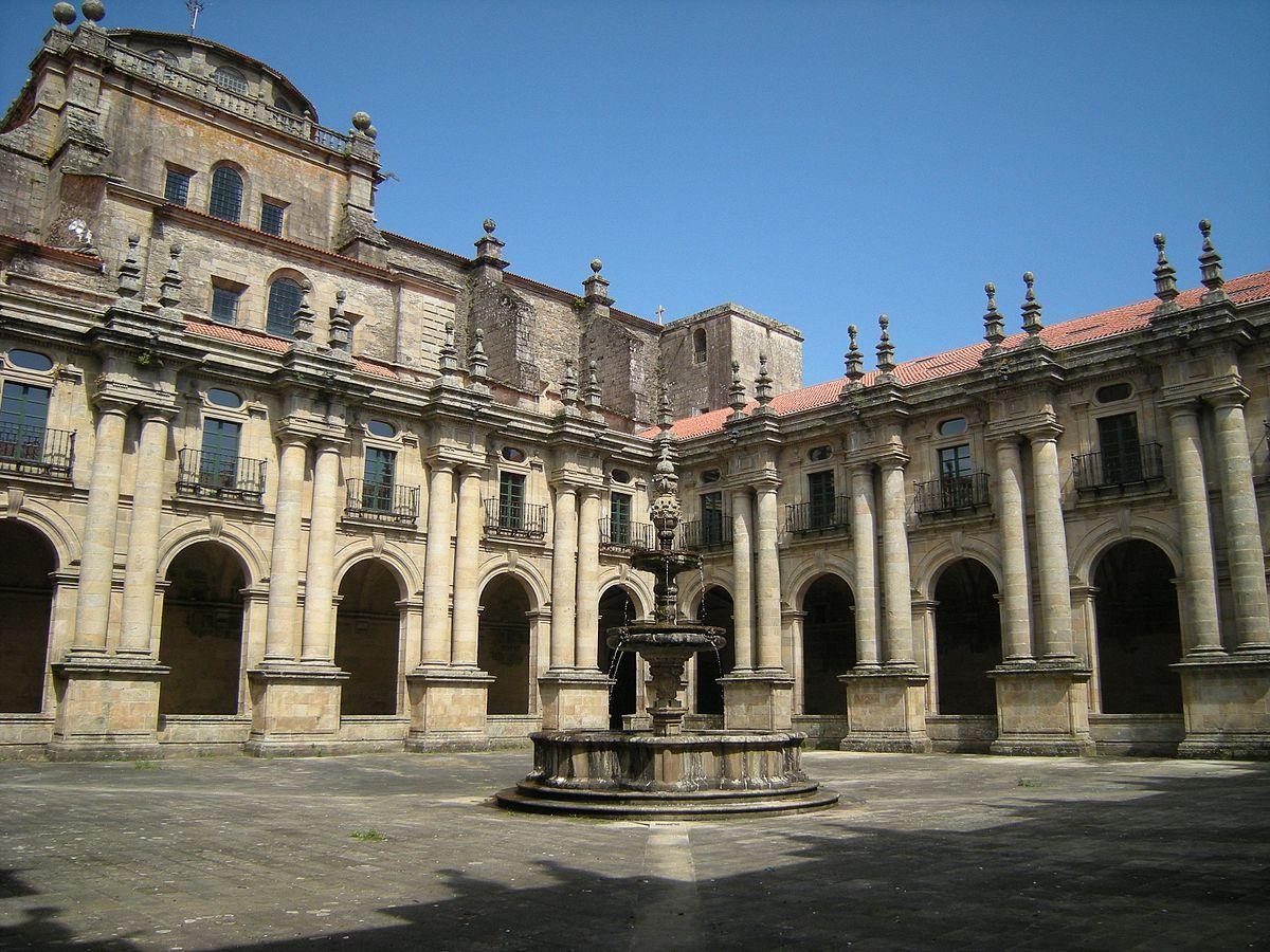 Монастырь Сан-Мартино-Пинарио