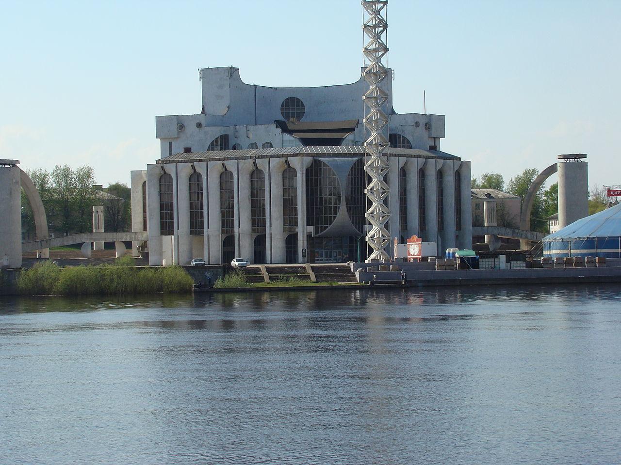 Топ 25 — достопримечательности Великого Новгорода