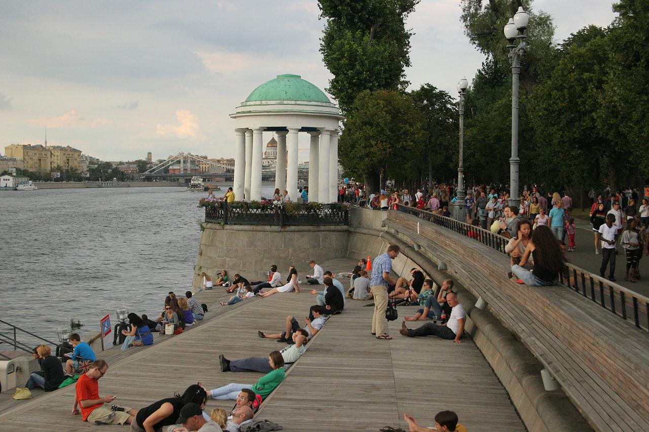 Парк Горького в Москве — подробное описание, адрес и фото 39411864f17