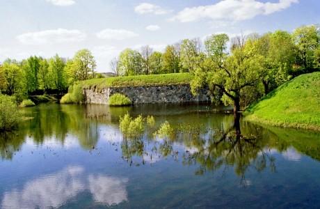 Виды Даугавпилсской крепости