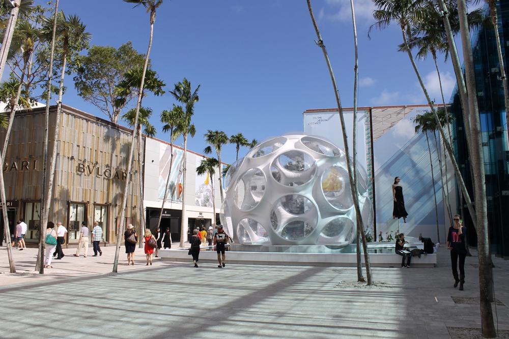 Дизайн-дистрикт в Майами