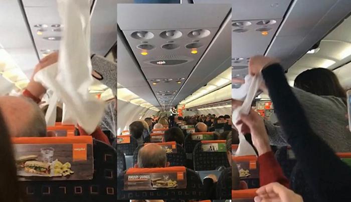Бортпроводники развлекли пассажиров игрой с туалетной бумагой 3.jpg