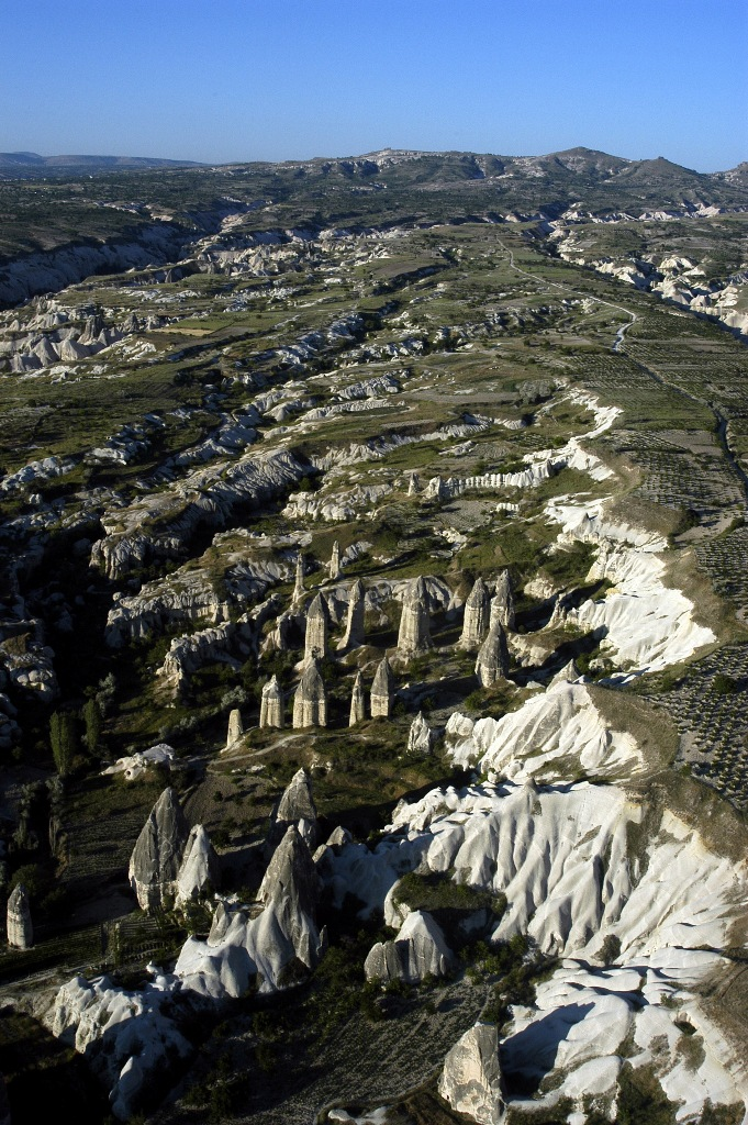 Историческая область, Каппадокия