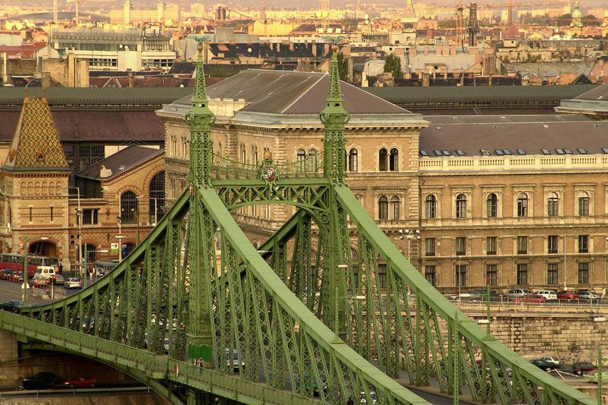 Мост в Будапеште, Венгрия