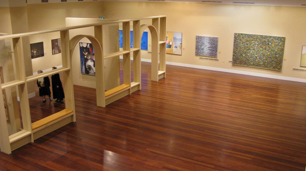 Национальная художественная галерея Афин, один из залов