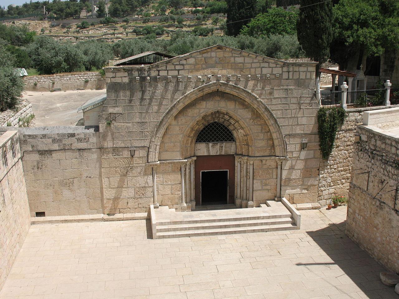 Церковь Успения Пресвятой Богородицы, Иерусалим, Израиль