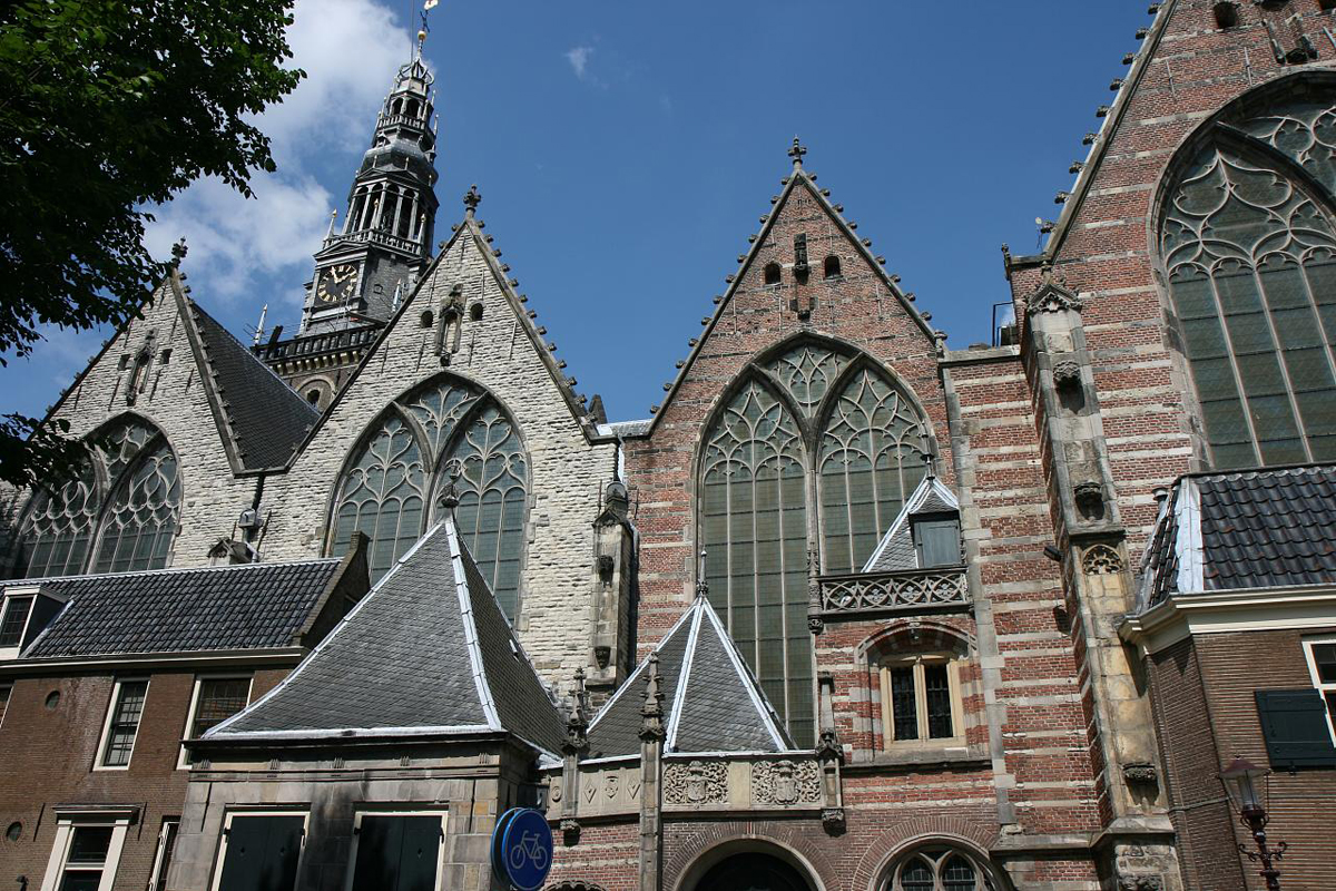 Аудекерк, Амстердам
