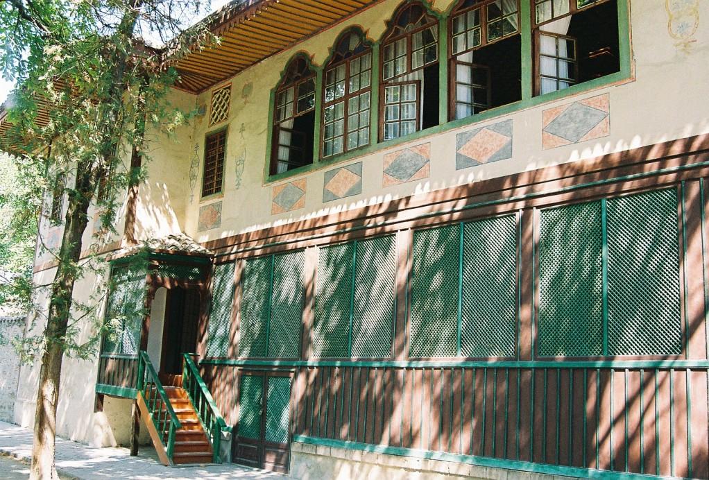 Бахчисарайский дворец, жилые покои