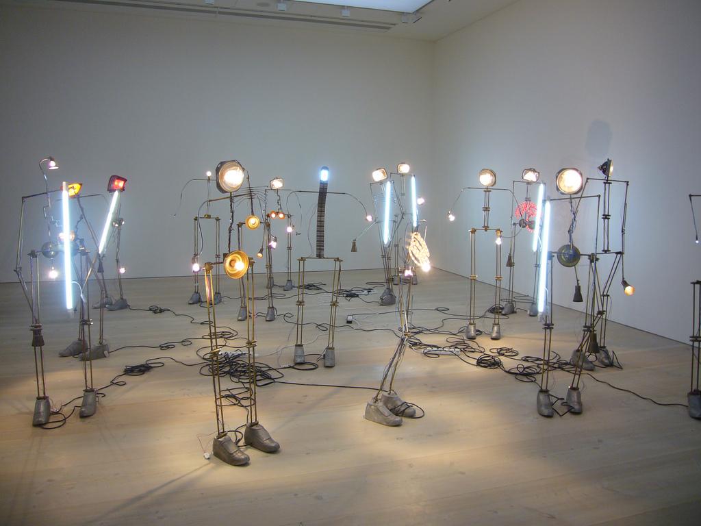 Галерея Саатчи, современное искусство