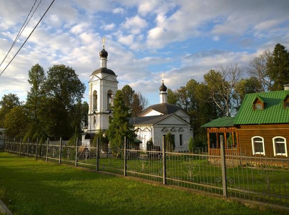 Усадьба Середниково, Московская область
