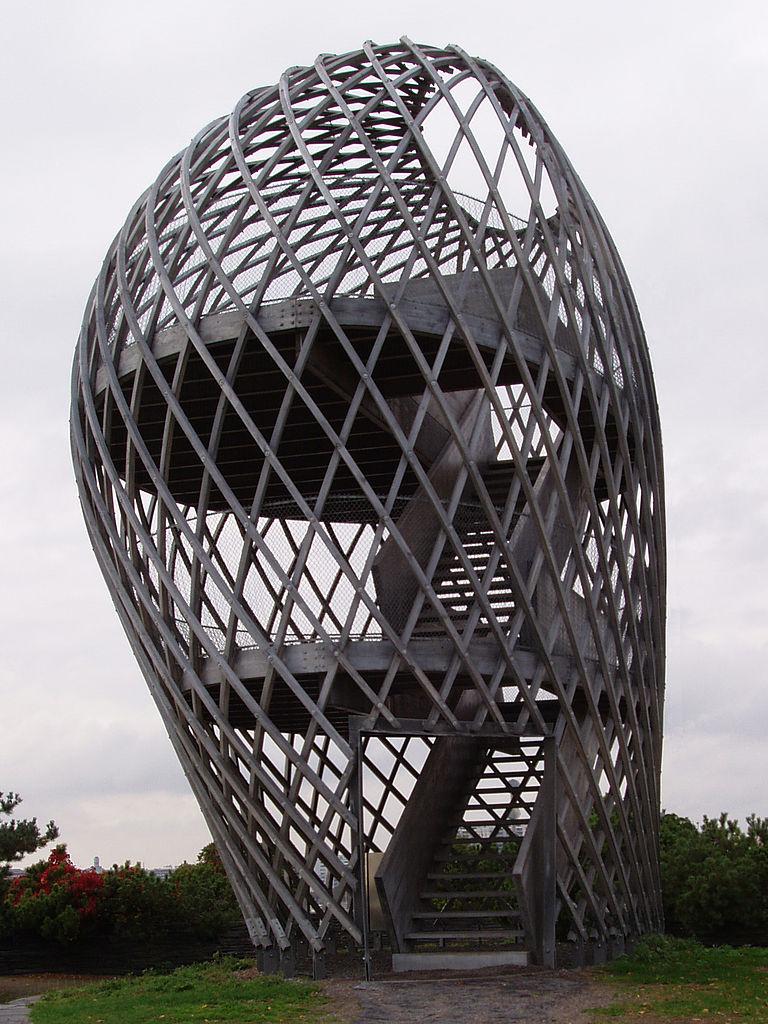 Зоопарк в Хельсинки, смотровая башня