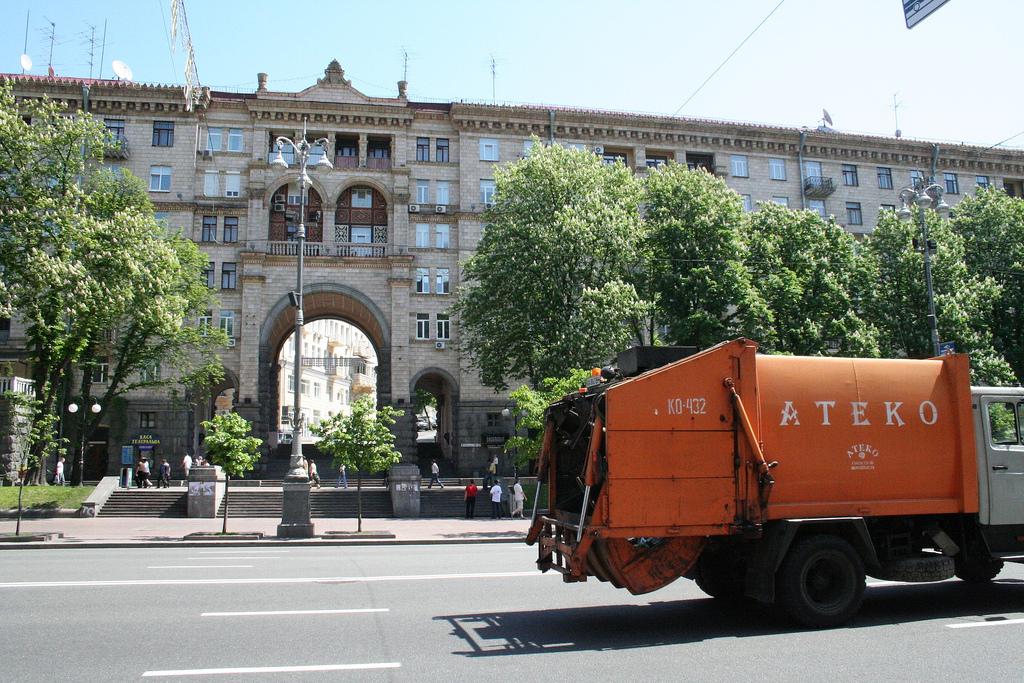 Крещатик, Киев