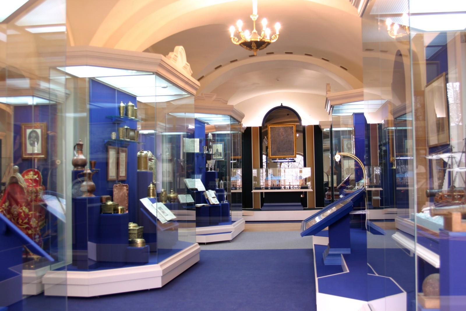 Национальный музей Республики Татарстан, один из залов