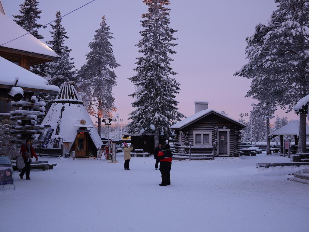 Санта-Парк, Финляндия