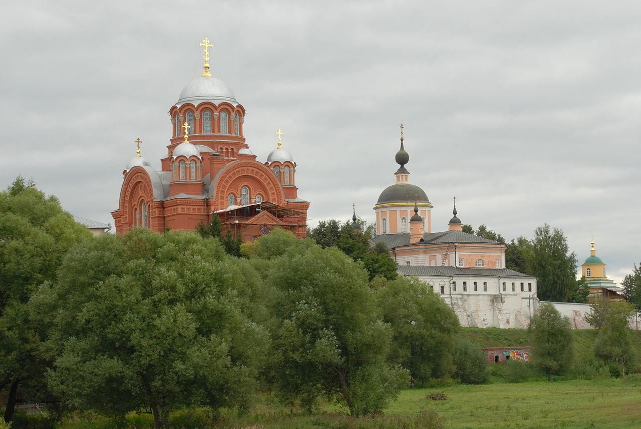 Ансамбль Покровского Хотькова монастыря