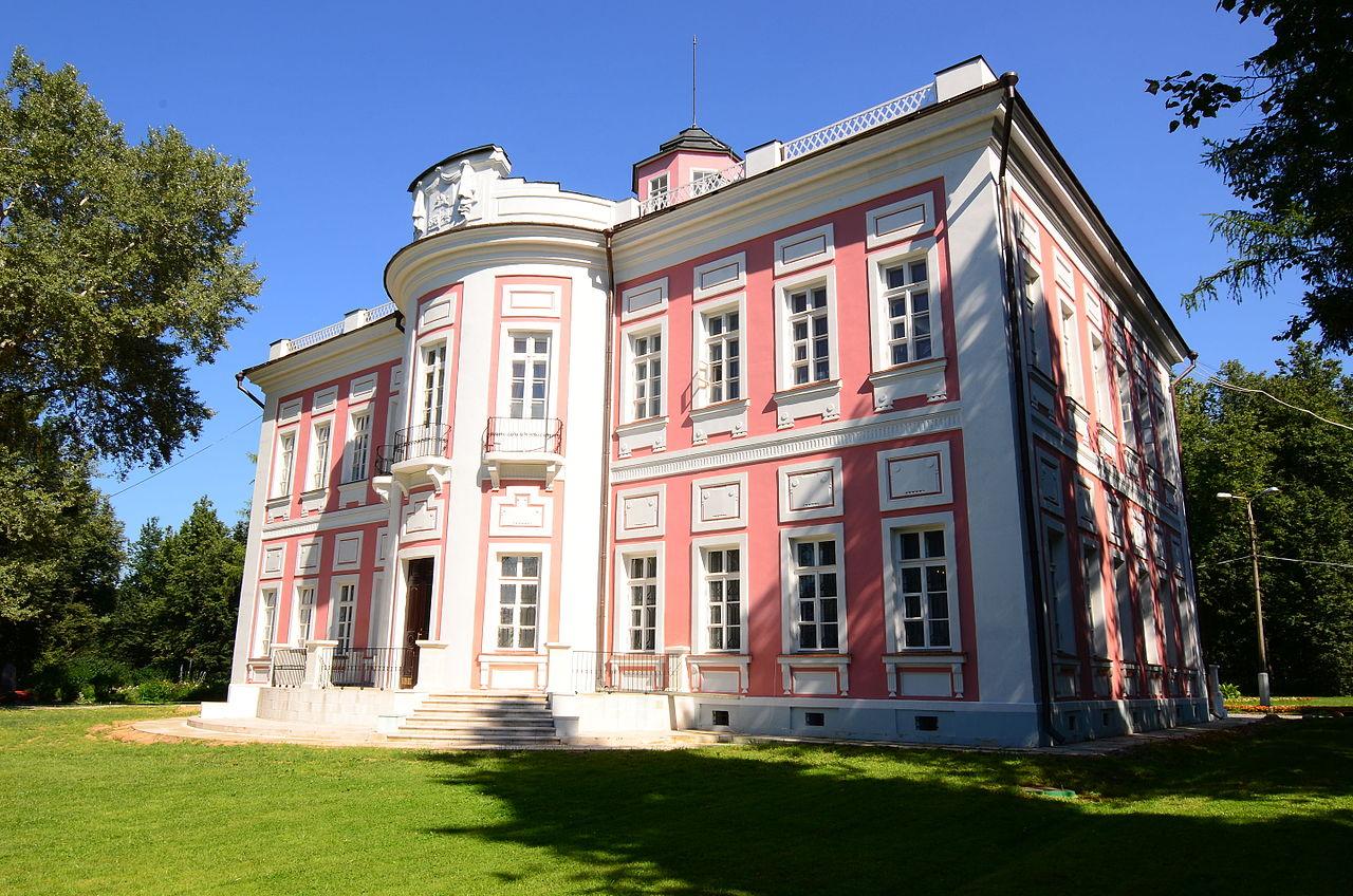 Большие Вяземы, главный усадебный дом