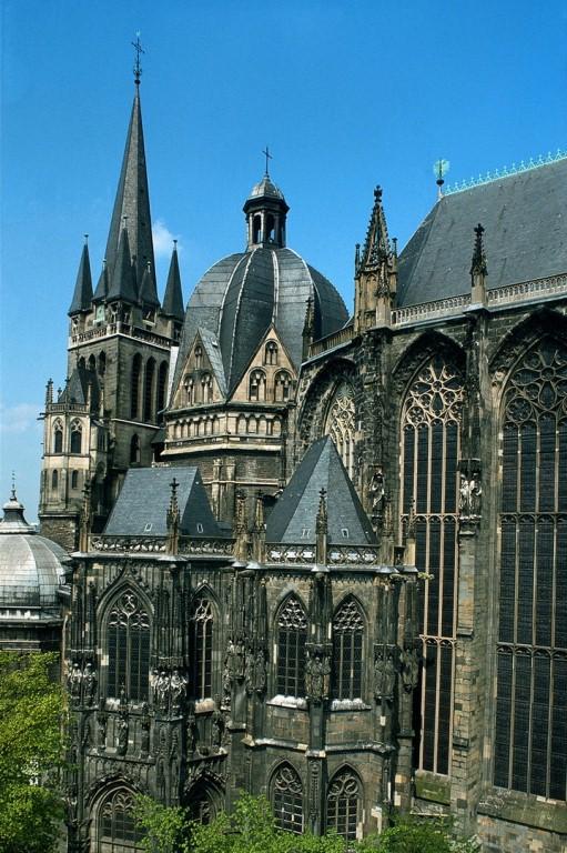 Кафедральный собор Аахена
