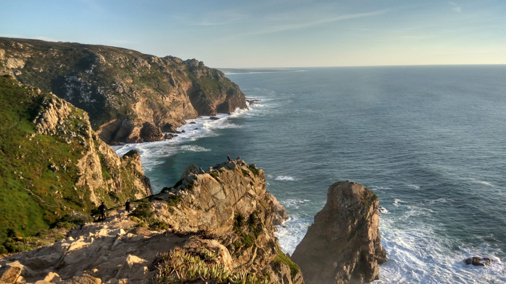 Панорама мыса Рока, Португалия