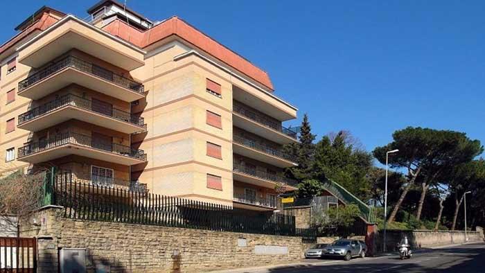 Недорогие отели Рима Domus Aurelia 2.jpg