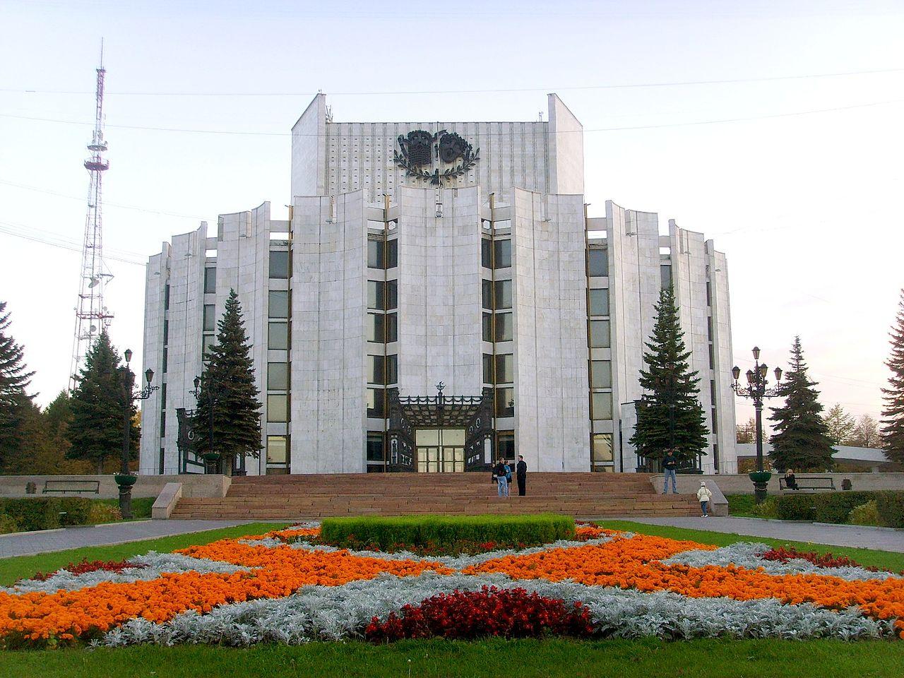 Театр драмы имени Наума Орлова в Челябинске