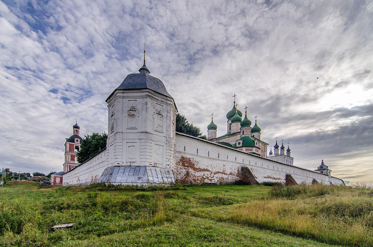 Ансамбль Успенского Горицкого монастыря