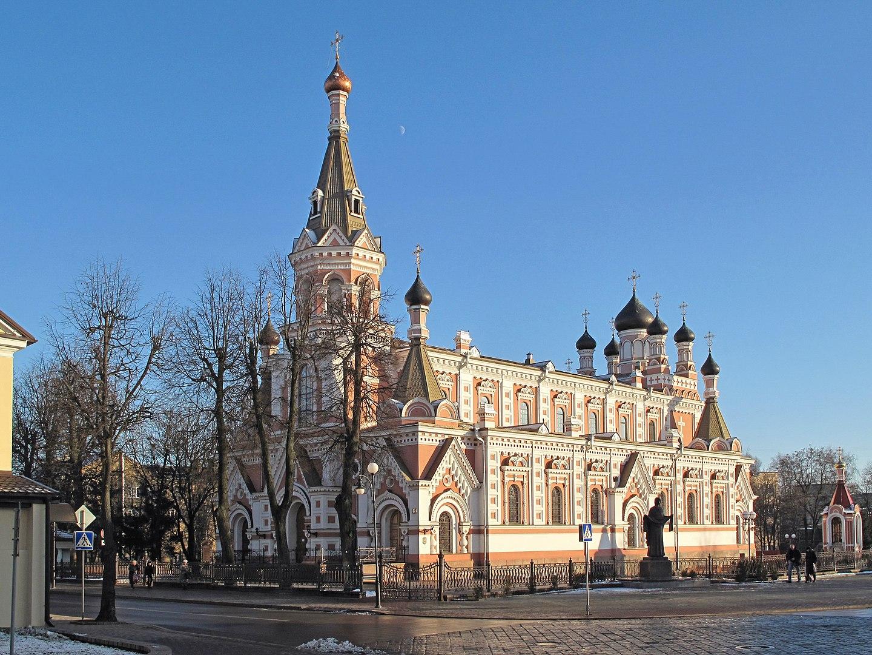 Покровский собор в Гродно
