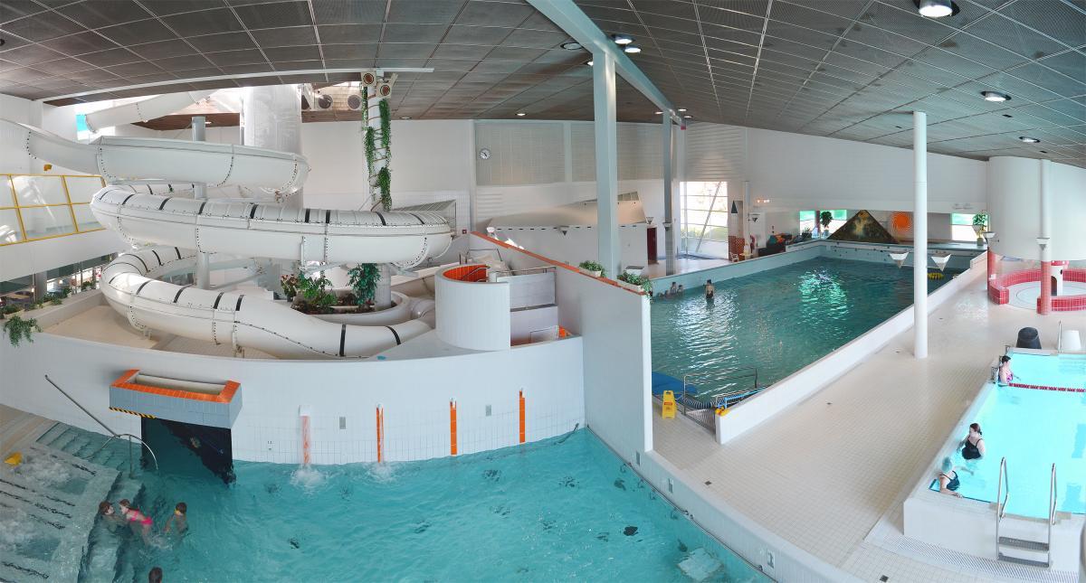 Аквапарк «Фонтанелла», Куопио