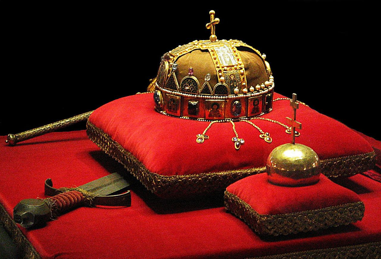 Братиславский Град, сокровища короны