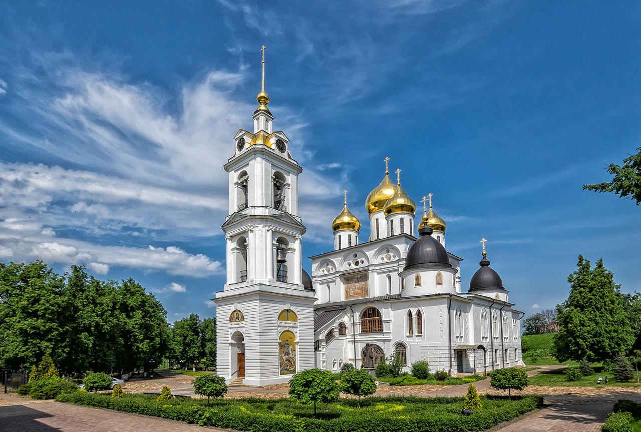 Дмитровский кремль, Успенский собор
