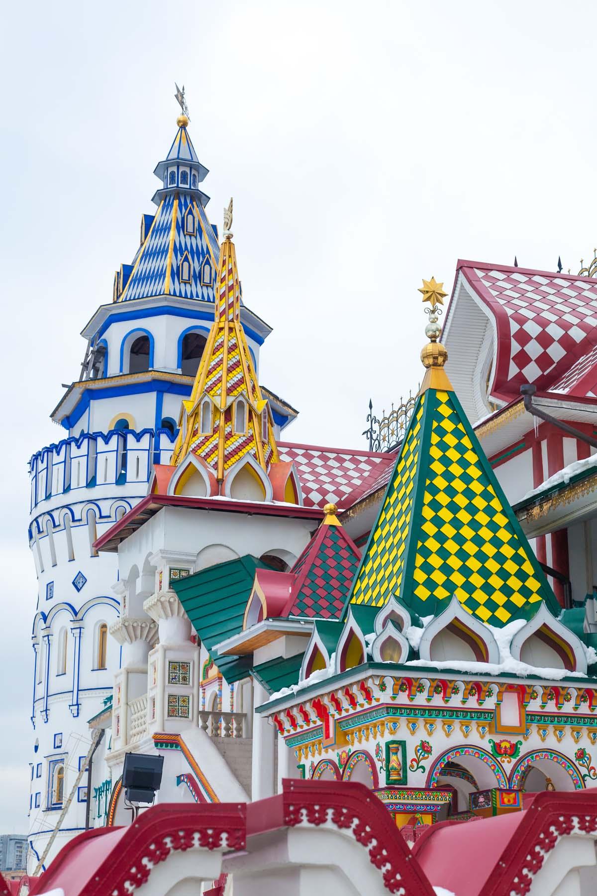 Измайловский кремль, Измайлово