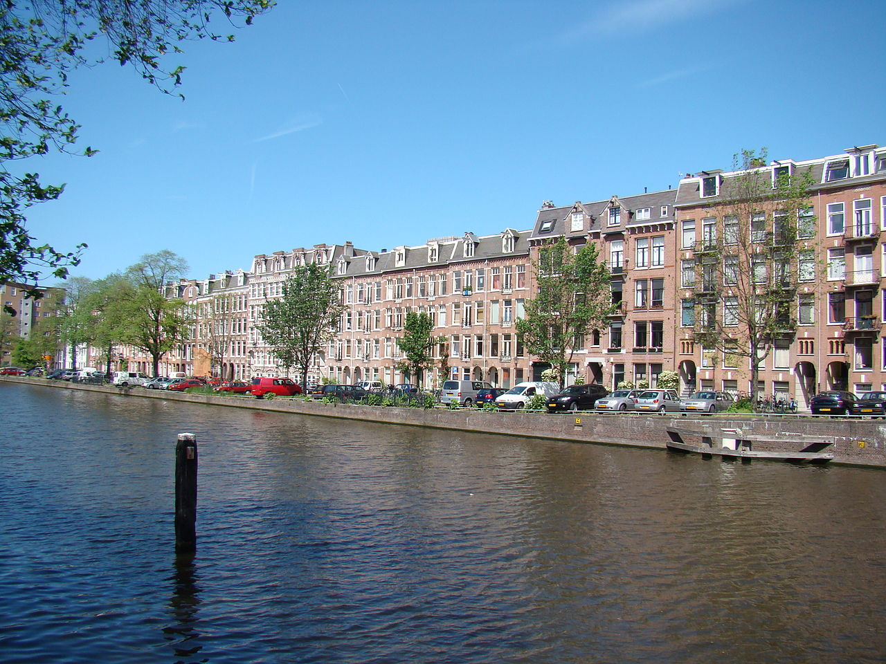 Каналы Амстердама, Kattensloot