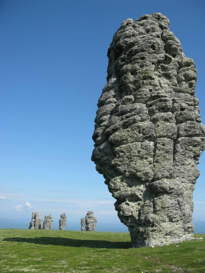Маньпупунёр, Печоро-Илычский заповедник