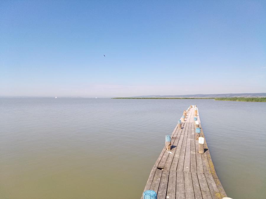 Виды озера Нойзидлер-Зее