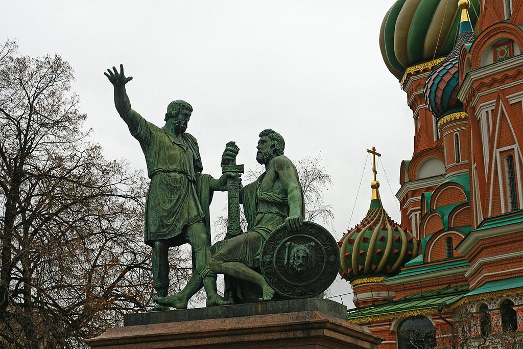 Картинки по запросу памятник минину и пожарскому