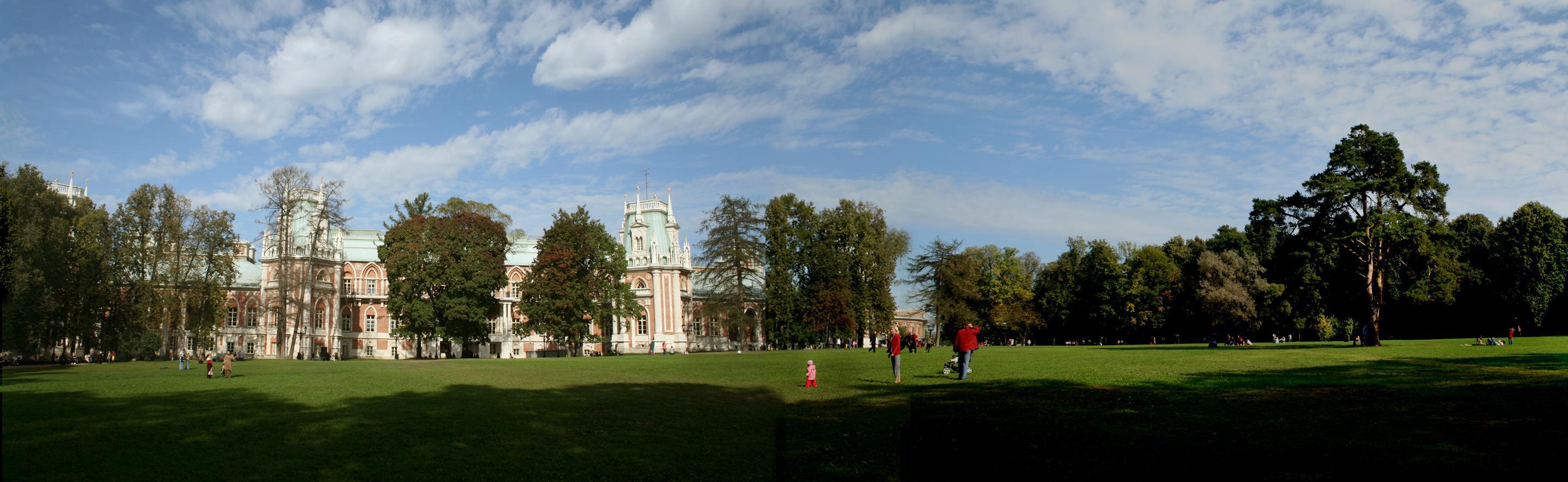 Панорама Царицыно