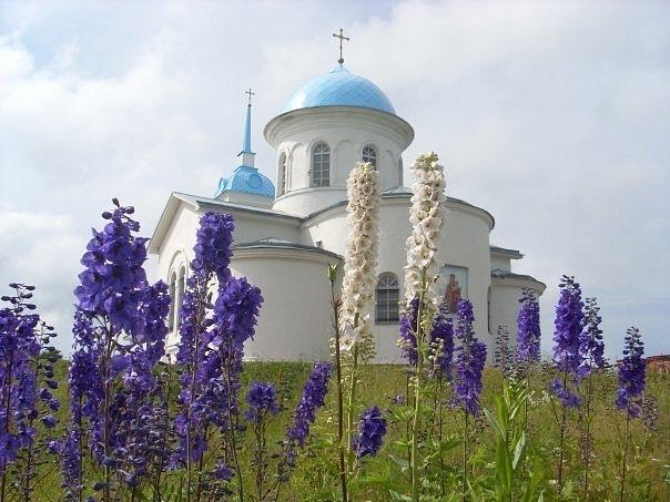 Покрово-Тервенический женский монастырь, Алёховщина, Ленинградская область