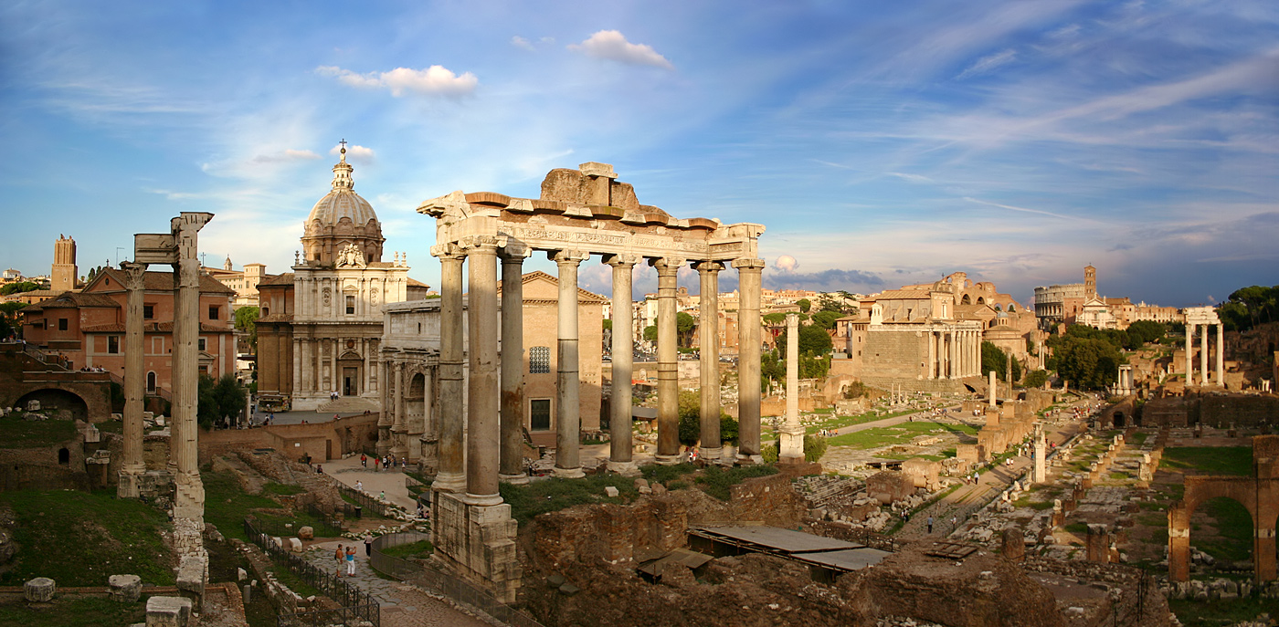 Римский форум, центр общественной жизни