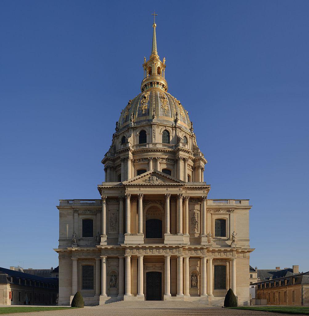 Дом инвалидов, собор Святого Людовика