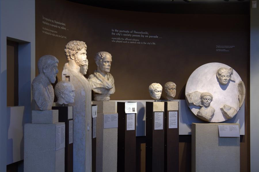 Музей археологии в Салониках