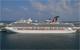 Круизный лайнер Carnival Freedom