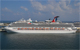 Круизный лайнер Carnival Freedom фото