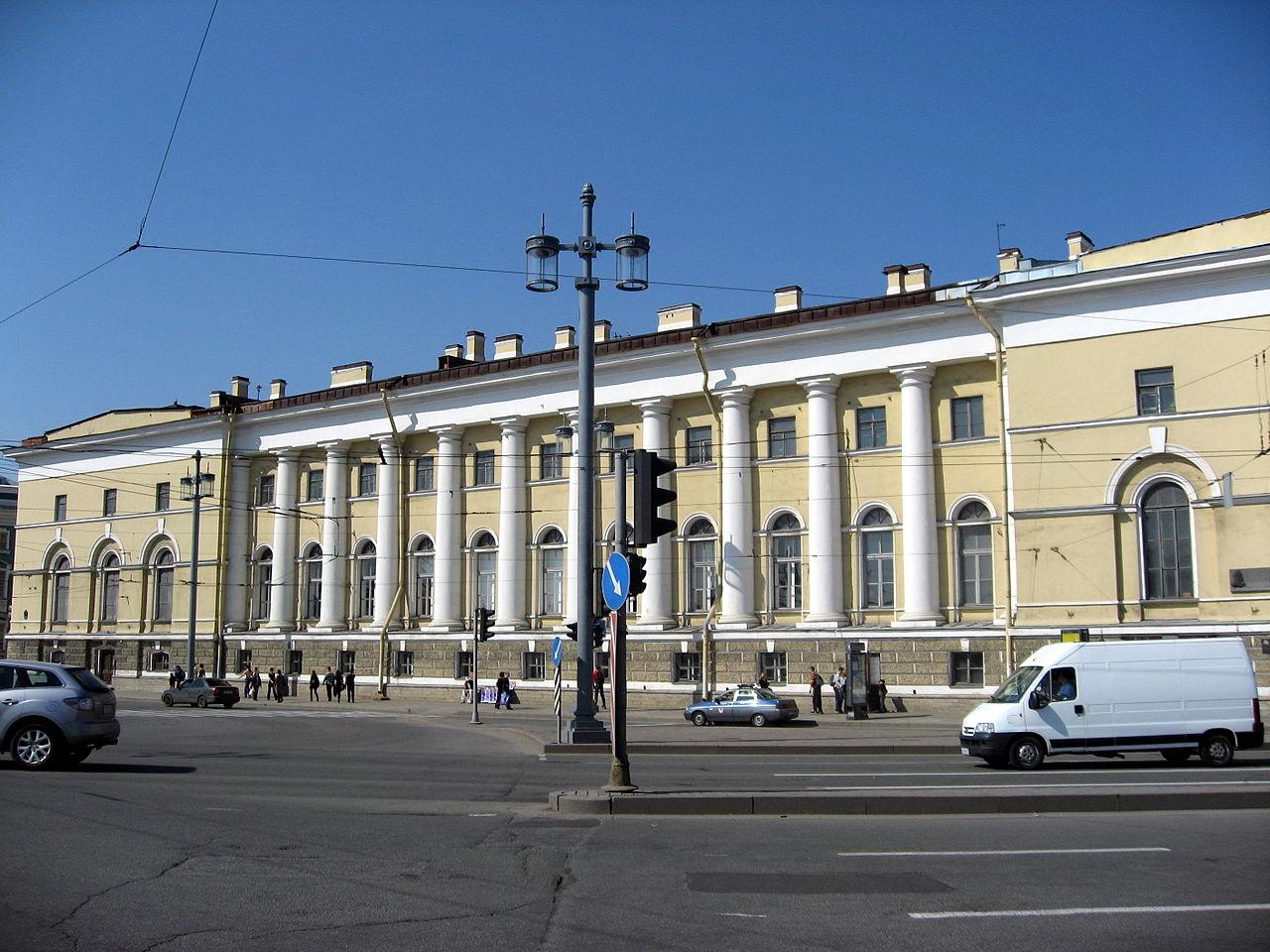 Зоологический музей Зоологического института РАН, Санкт-Петербург