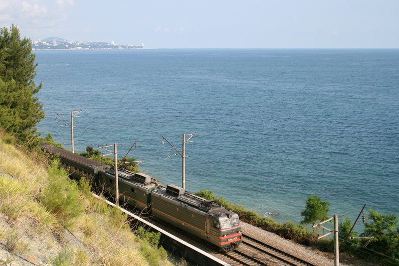 Картинки по запросу поездом на море фото