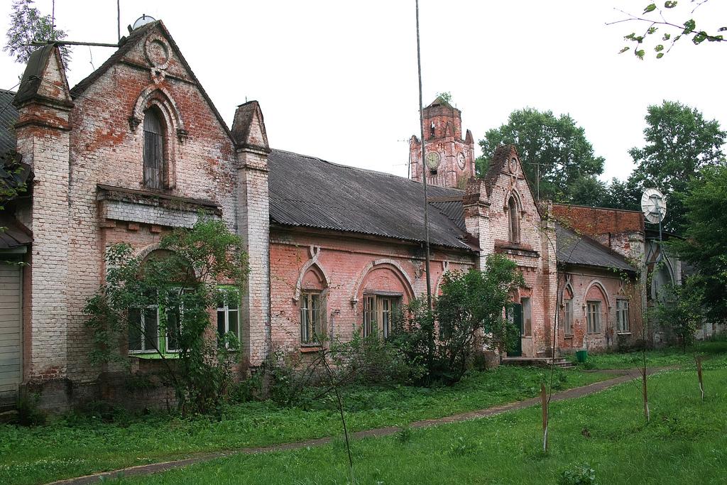 Осташево, Московская область