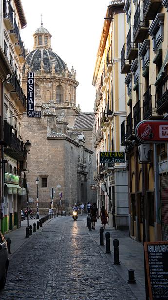 Улицы Гранады, Испания.jpg