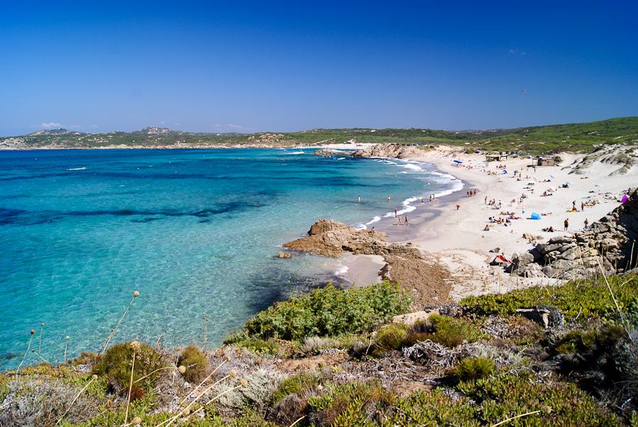 Spiaggia delle Bombarde, пляж Альгеро