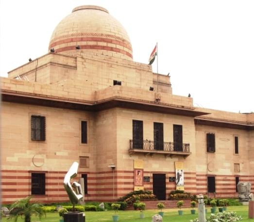 Национальная галерея современного искусства в Дели