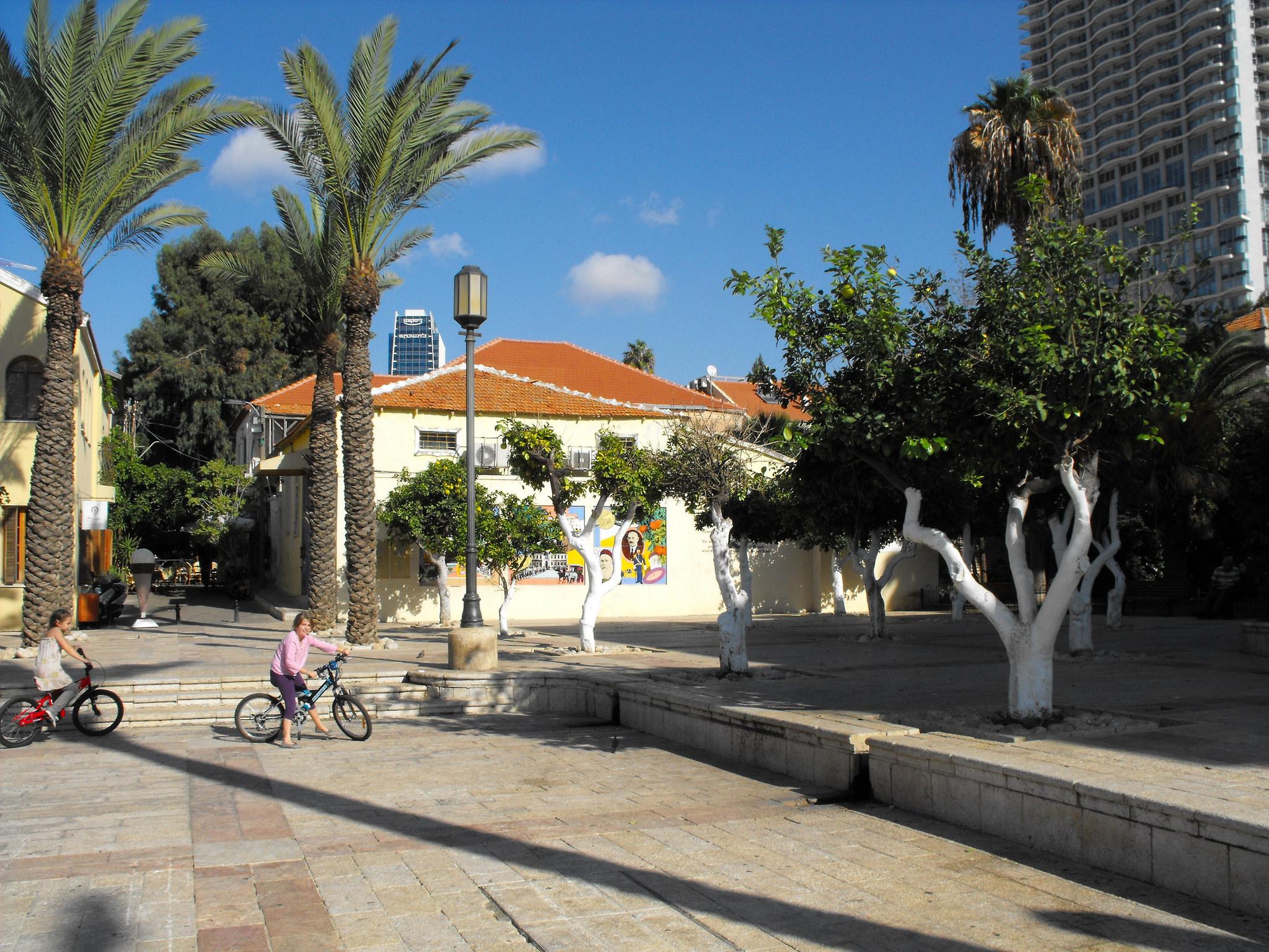 Неве-Цедек, район на юго-западе Тель-Авива