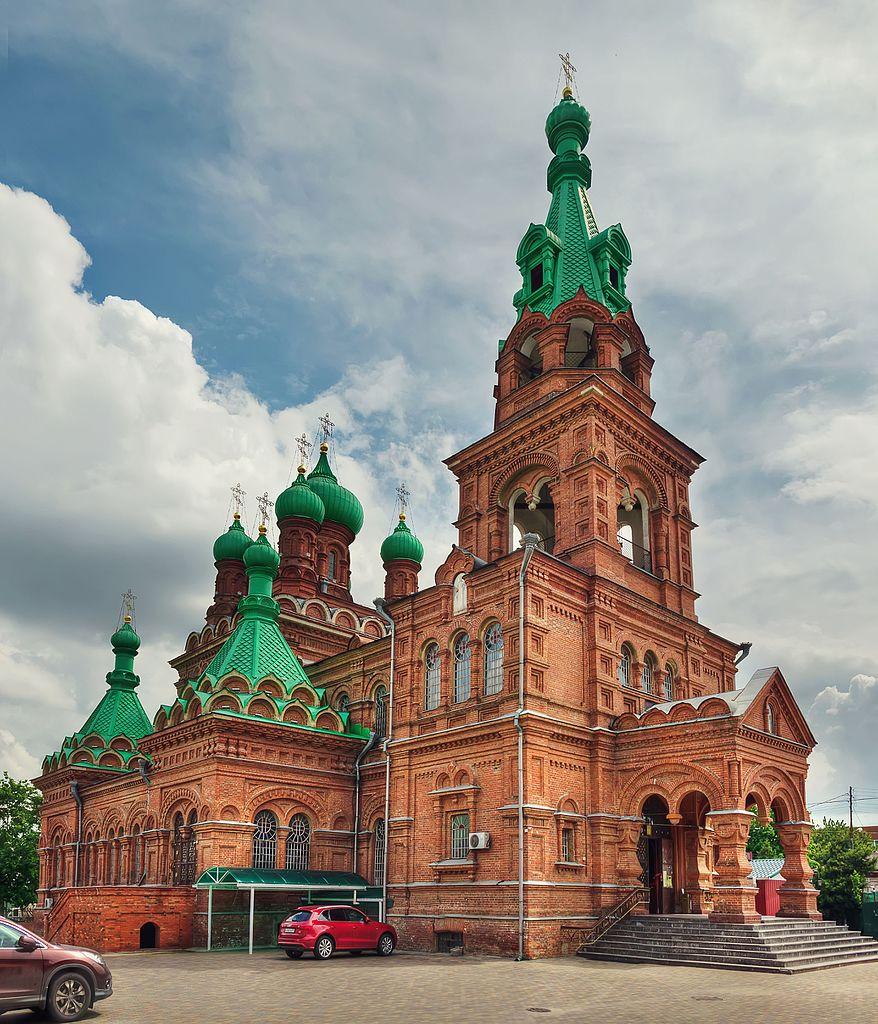 Свято-Троицкий собор Краснодара, колокольня