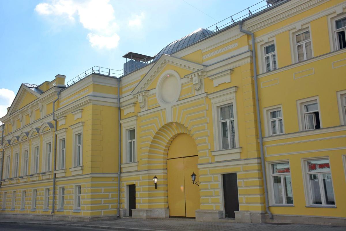 Геликон-Опера в Москве